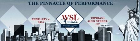 wsl award 2015