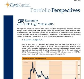 clark capital high yield